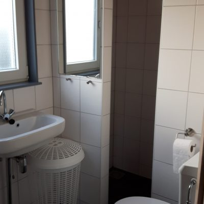 Douche en toilet