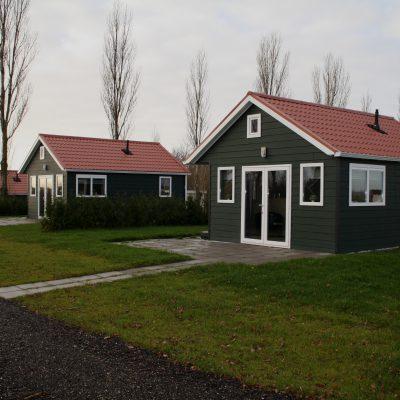 8-persoons huisjes