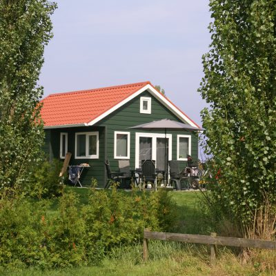 8-persoons huisje