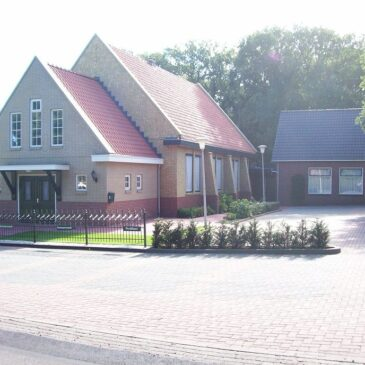 Kerkdiensten op Camping